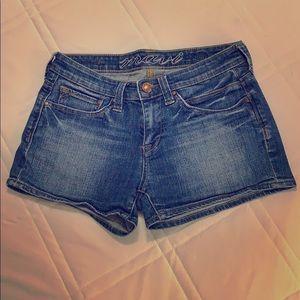 Authentic Mavi Jean Shorts